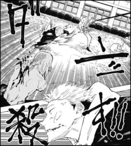 呪術廻戦31話①