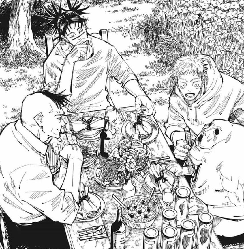 呪術廻戦第106話